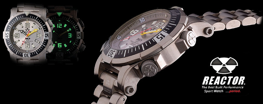 Reactor Watches At Michael Herr