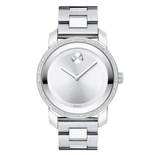 Midsize Movado BOLD Diamond watch