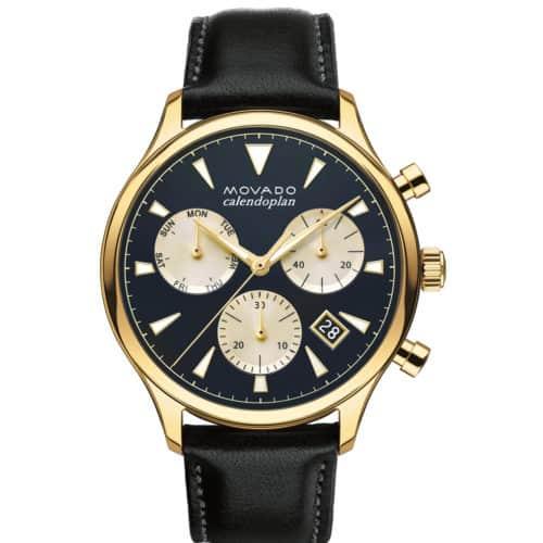 Men's Movado Heritage Series Calendoplan chronograph