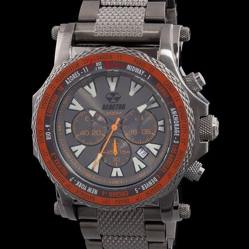 Reactor Watch, Proton World Time, Gunmetal