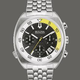 Bulova Accutron II, Snorkel, Chronograph