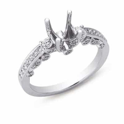 S.Kashi & Sons Engagement Ring