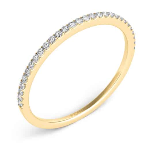 S. Kashi Yellow Gold Matching Band (EN7327-BYG)