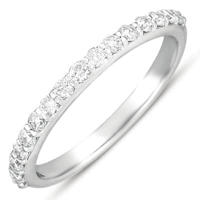 S. Kashi White Gold Matching Band (EN7344-BWG)