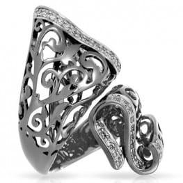Belle Etoile Antoinette Ring