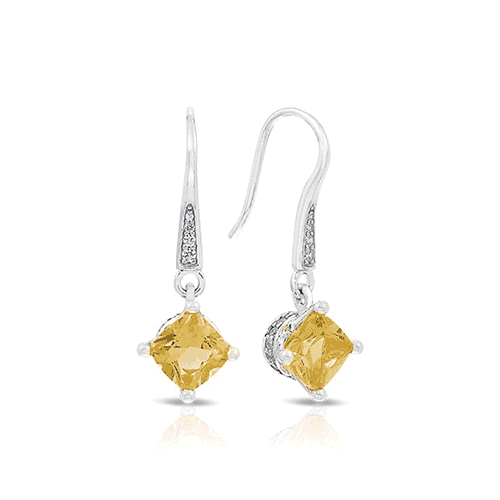 belle etoile spring 2017 amelie citrine earrings