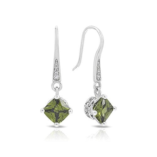belle etoile spring 2017 amelie olive earrings