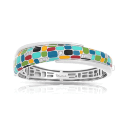 belle etoile spring 2017 mosaica multicolor bangle