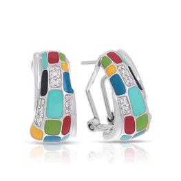 belle etoile spring 2017 mosaica multicolor earrings