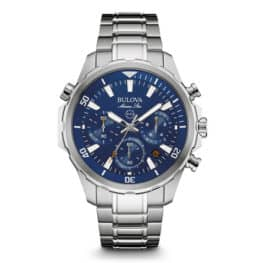 Bulova Men's Marine Star Chronograph Watch.