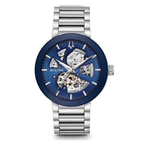 Bulova Men's Stainless Steel Modern Automatic Watch