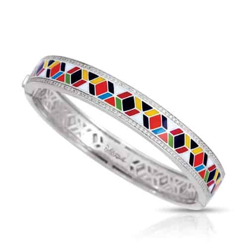 Forma multicolor bangle.