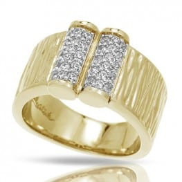 BELLE ETOILE HEIRESS YELLOW RING
