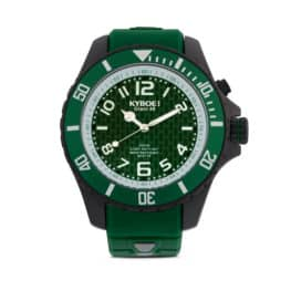 KYBOE! Green Clover Watch