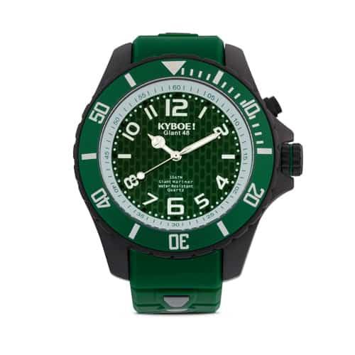 KYBOE! Green Clover Watch