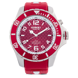 kyboe indiana university officially licensed watch