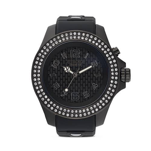 KYBOE! Radiant Black Watch.