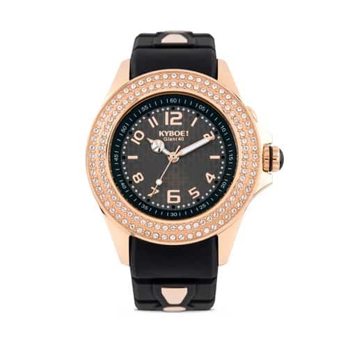 Kyboe! Radiant Elegance Rose Gold Watch