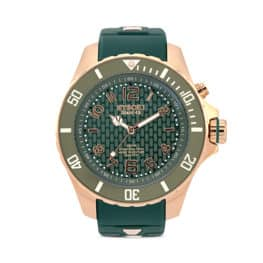 Kyboe! Rose Gold Jungle Watch.