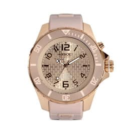 Kyboe! Rose Gold Sand Watch.