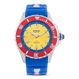 kyboe university of kansas officially licensed watch