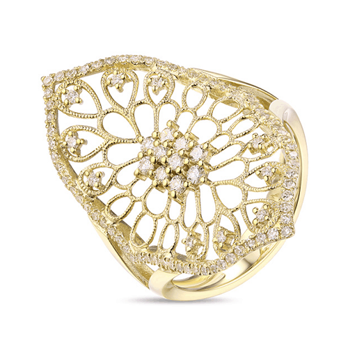 luvente r01631 yellow gold