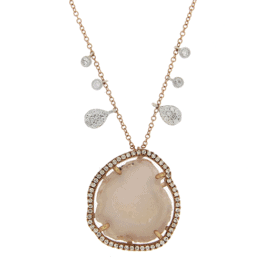 meira t geode diamond necklace 1n8701