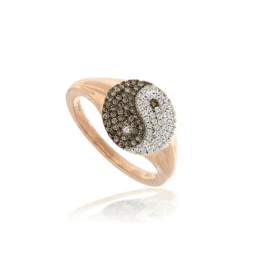 meira t yin yang diamond ring