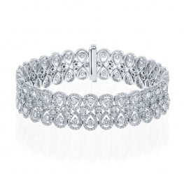Jewels by Jacob Diamond Bracelet BR9955-X