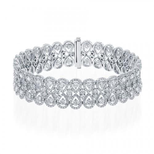 Jewels by Jacob Diamond Bracelet BR9955-X