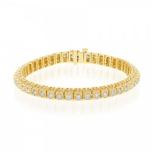Jewels by Jacob BR7152-3Y Bracelet