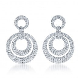 Jewels by Jacob E8375 Earrings