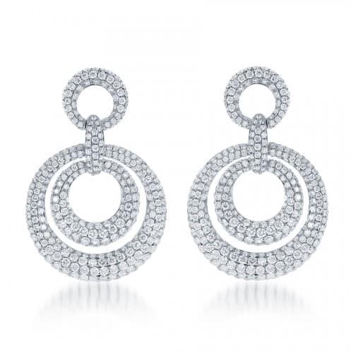 Jewels by Jacob E8375 Earrings
