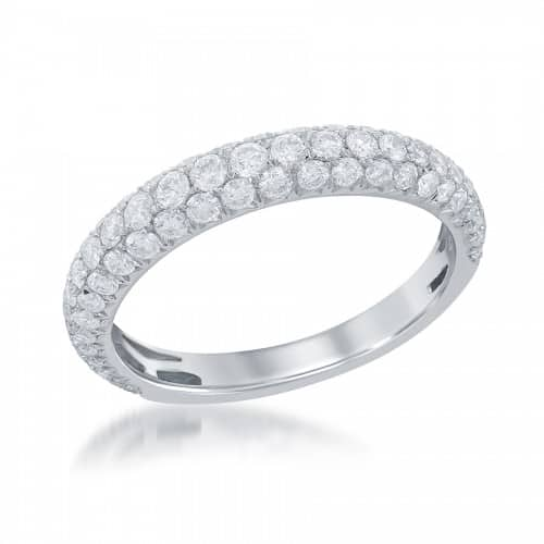 Jewels by Jacob Wedding Ring R8725-WG