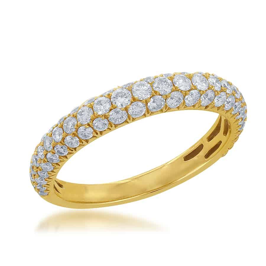 jewels by jacob r8725 yg ring michael herr diamonds fine jewelry