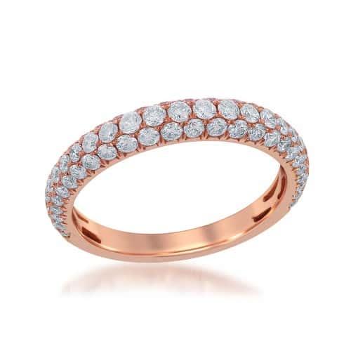 Jewels by Jacob Wedding Ring R8725-RG