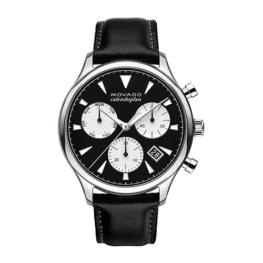 Movado Men's Heritage Series Calendoplan Chronograph Watch