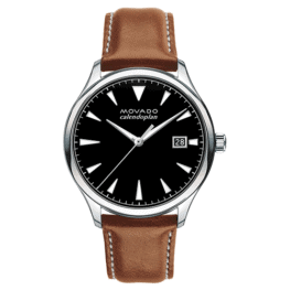 Movado Men's Heritage Series Calendoplan Watch.