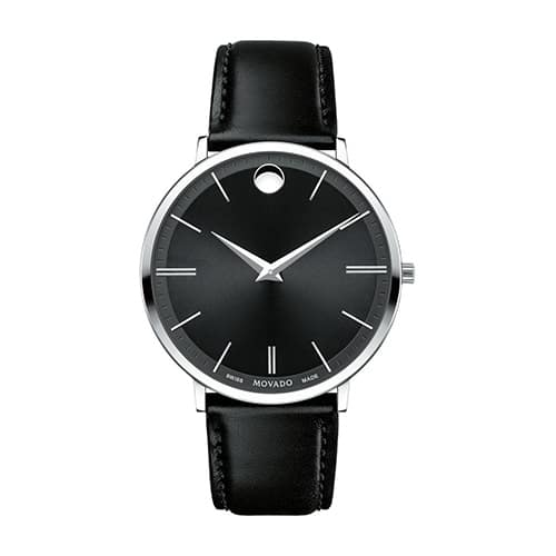 Movado Ultra Slim Men's Stainless Steel Watch