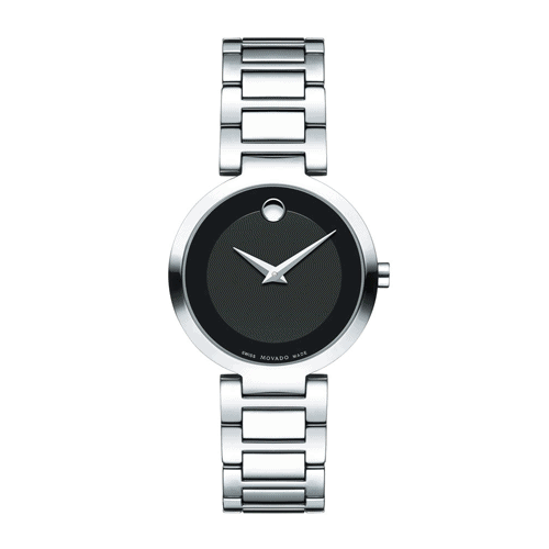 Movado women's modern classic quartz watch.