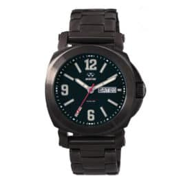 Reactor men's gunmetal fermi watch.