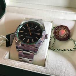 Preowned Rolex Milgauss