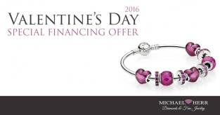 Valentine's Day 2016 Jewelry Financing Offer